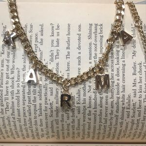 Urban Outfitters NWT KARMA Necklace